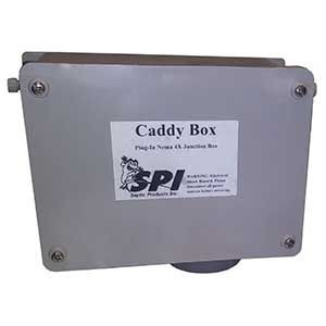 Caddy Box - Plug-in Junction Box