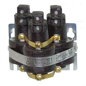 Three Pole 35 AMP T-Top
