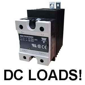 HPRs for DC Loads