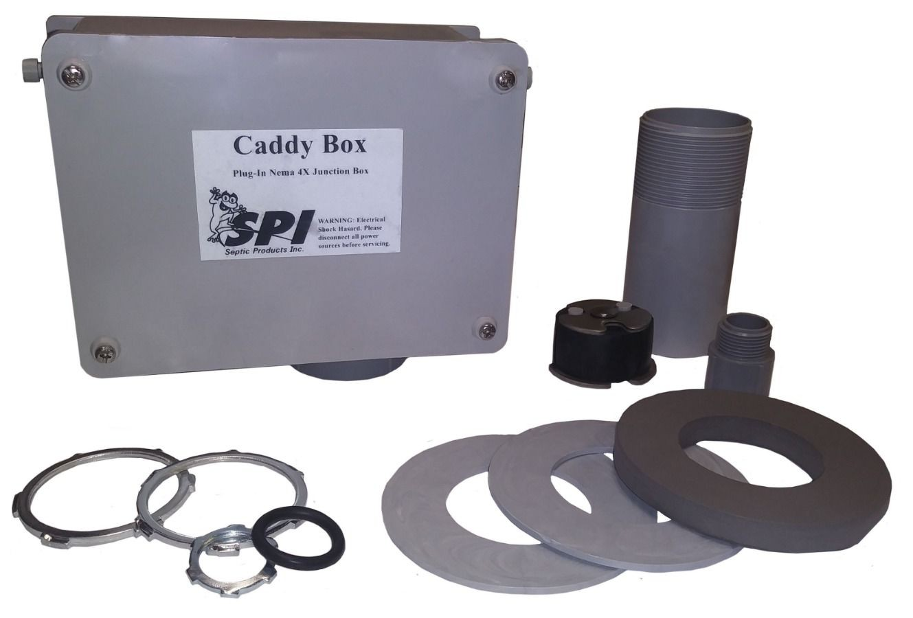 Caddy Box Plug In Junction Box Water Tight Junction