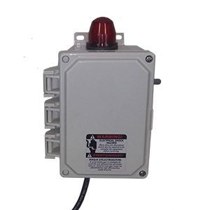 Outdoor Tank Alarm (High Water Alarm)